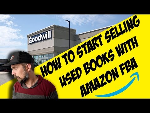 How To Sell Used Books On Amazon FBA Tutorial | 2020