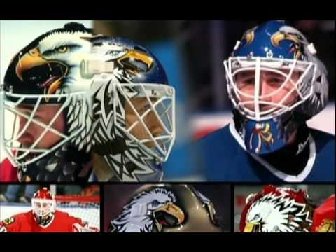 The Top 10 Nhl Goalie Masks Of All Time Youtube