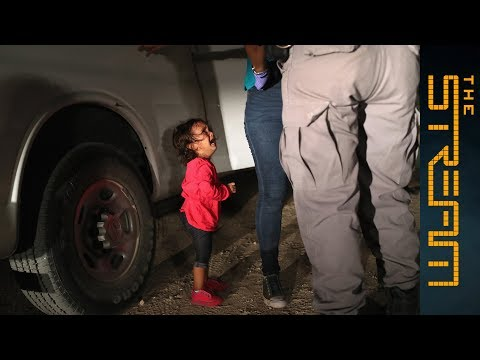 Why are families being torn apart at the US border?