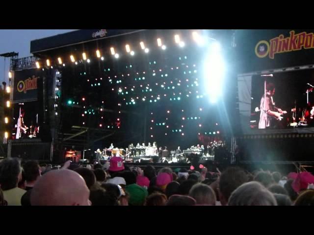 Pinkpop 2012 - Bruce Springsteen met 'The Rising'