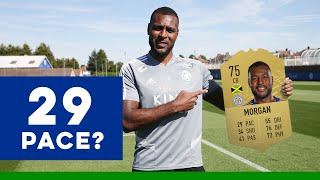 29 Pace? Wes Morgan Responds To FIFA 20 Rating! 😂
