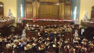 Bel Canto Massed Orchestra - Harry Potter