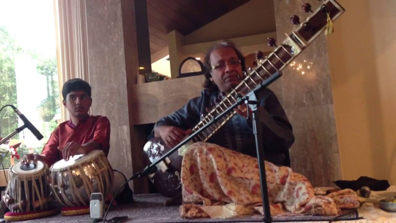 Pt. Nayan Ghosh and Ishaan Ghosh - Raag Kafi