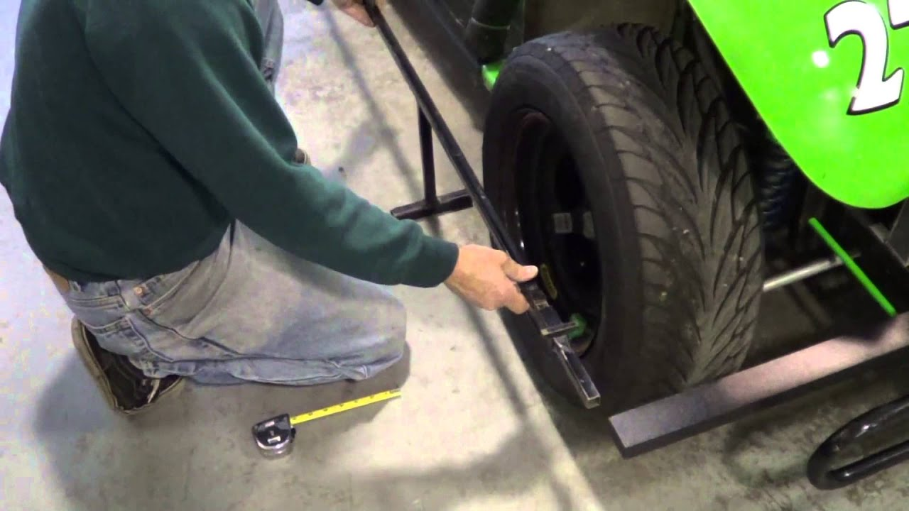 The Fastest Way To Check The Square Of A Legend Car Rear End Youtube