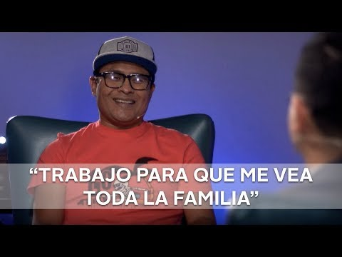 "Chino Risas: ""Yo Trabajo Para Que Me Vea Toda La Familia"""