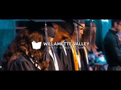 Willamette Valley Christian School   Graduation Ceremony 2017