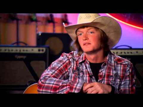 Cody Riley in The Acoustic Motel on The Texas Music Scene
