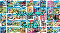 Playmobil ❤ Neuheiten 2020 ❤- Januar bis Juli- alle Infos- Deutsch | Familie Hund