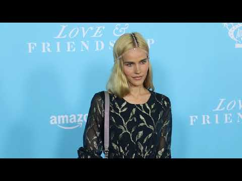 Isabel Lucas - Los Angeles Premiere Of 'Love And Friendship'