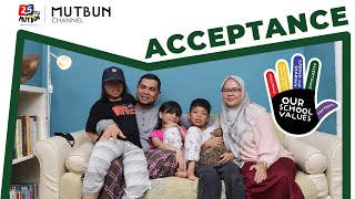 Acceptance - Our School Values