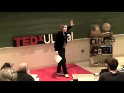 De l'auteur dans le droit d'auteur - Borges et le Chardonnay: Valerie Bouchard at TEDxULAVAL