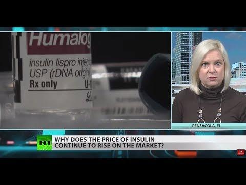 Big Pharma greed: 'Only a few dollars' to make insulin
