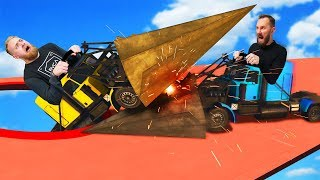 Big Rig Sumo With a Hole! | GTA5