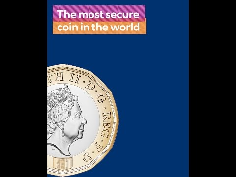 Security - The £1 coin