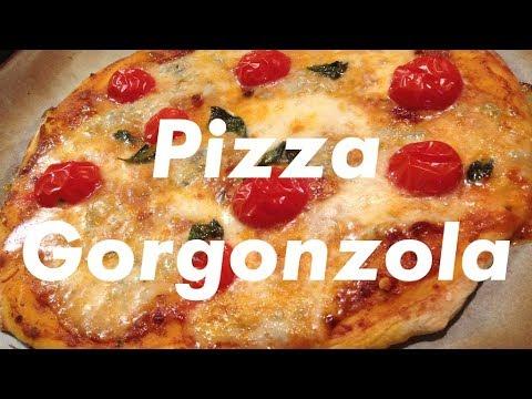 recette-pizza-gorgonzola---pizza-#4