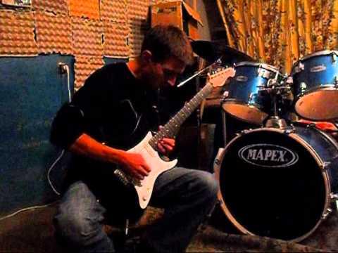 Andrew Savitski - Up In The Sky (Joe Satriani cover)  (2010)
