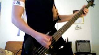 Asian Kung-Fu Generation - Haruka Kanata (guitar & bass cover)
