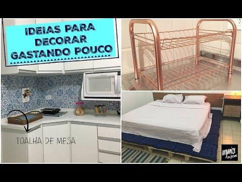 COMO DECORAR A CASA GASTANDO POUCO: IDEIAS DOS SEGUIDORES