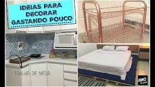 COMO DECORAR A CASA GASTANDO POUCO: IDEIAS DOS SEGUIDORES | Organize sem Frescuras!