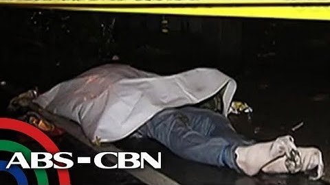 UKG: 2 patay sa Makati; mukha binalutan ng packing tape
