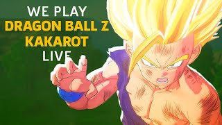 Getting Started in Dragon Ball Z: Kakarot! First 90 Minutes