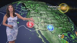 Amber Lee's Weather Forecast (Aug. 23)