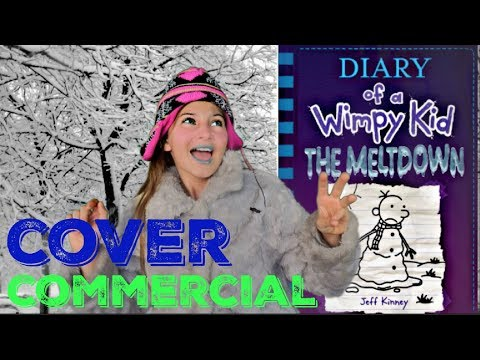 Diary of a Wimpy Kid 13 COVER Reveal and Commercial