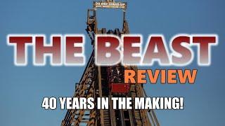 Review - Beast (King's Island) Mason Ohio