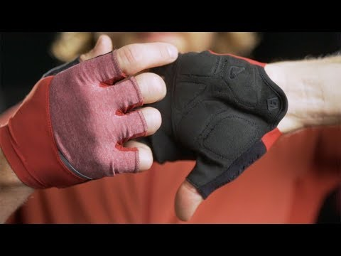 Bontrager Apparel: Velocis Cycling Gloves