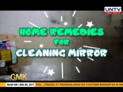 Bathroom Mirror Cleaner easy bathroom mirror cleaner | easy lang 'yan - youtube