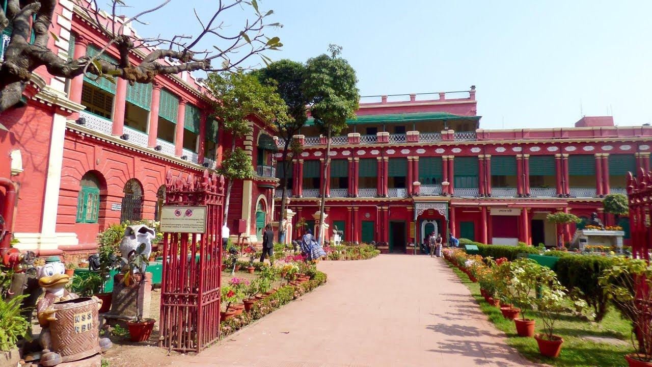 Jorasanko Thakur Bari _ Rabindranath Tagore's house - YouTube