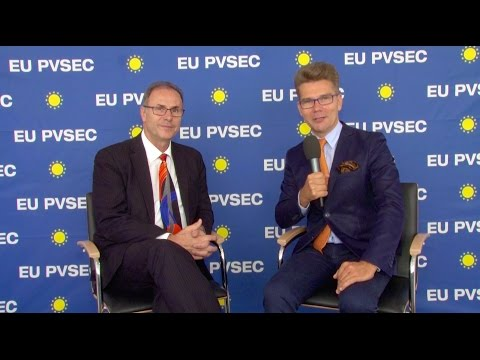 Solar PV technology Overview & Vision by Pierre Verlinden, Chief Scientist at Trina Solar