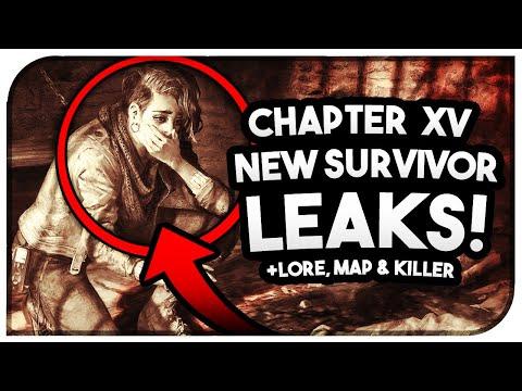 """Dead By Daylight Leaked Survivor """"Zarina Kassir"""" - DBD Leaked Survivor, Map, Lore & Killer Info!"""
