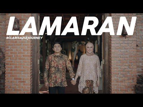 Lamaran Aziz & Clarisa #clarisazizjourney