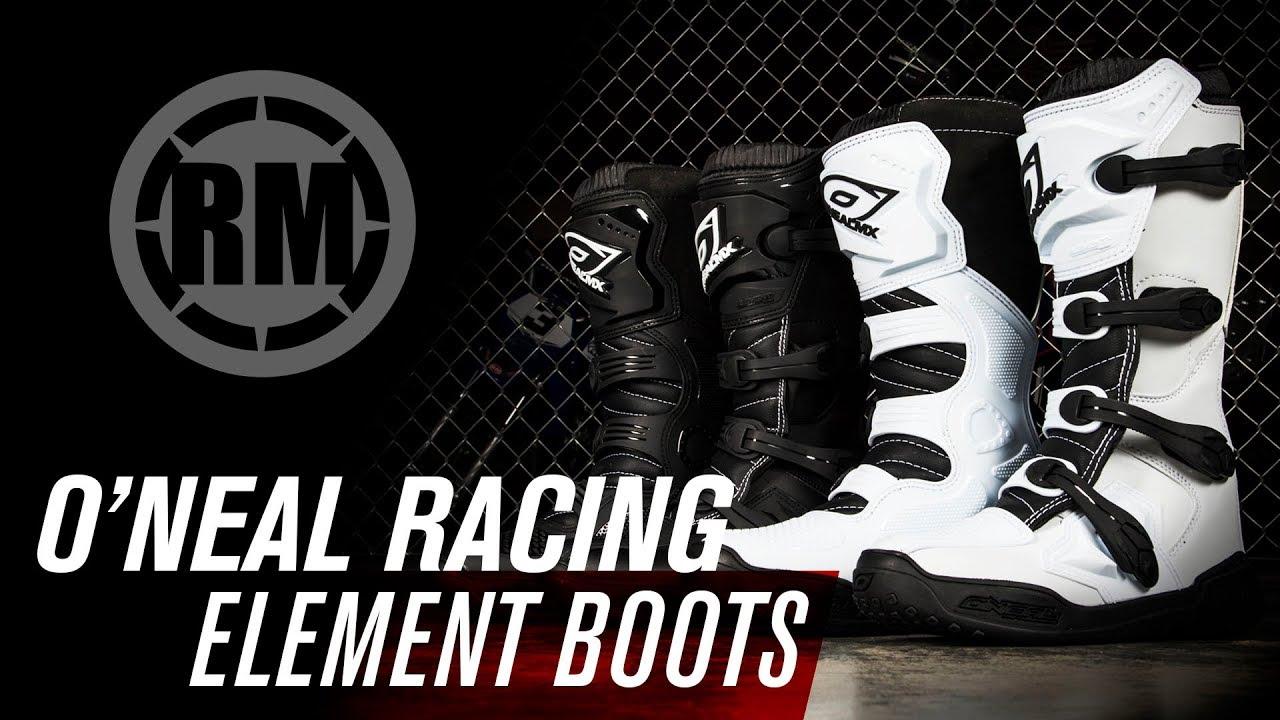 cfd0206109a O'Neal Racing Element Boots 2018 | Riding Gear | Rocky Mountain ATV/MC