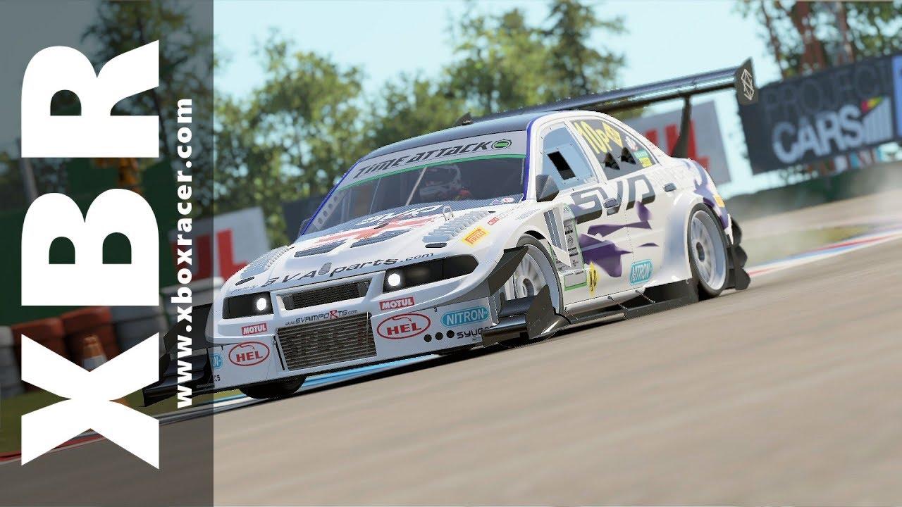 Project Cars 2 - Replay Mitsubishi Lancer Evolution 6 SVA Time ...