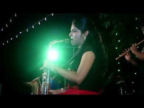 Yeh Raatein Yeh Mausam L Instrumental Unplugged(Saxophone) | Anjali Shanbhogue