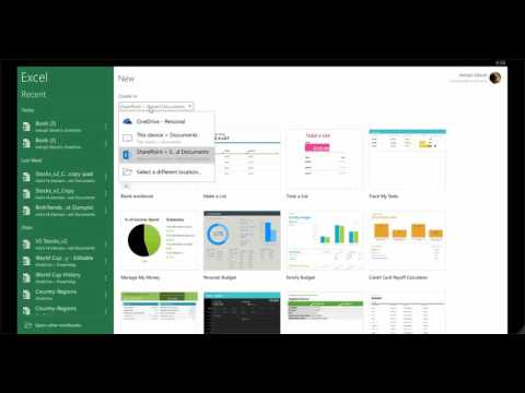 Overview Of Microsoft Excel App For Android