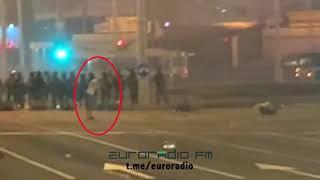 Опубликовано видео, как убили Александра Тарайковского