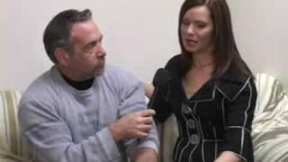 Michael Fairman interview with Florencia Lozano part 2
