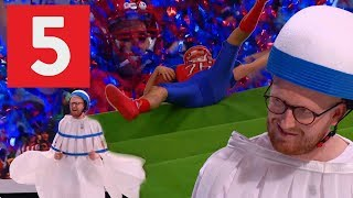 Sjoveste klip fra 5. Halvleg fjerde sæson part 1 | 5. Halvleg | Kanal 5