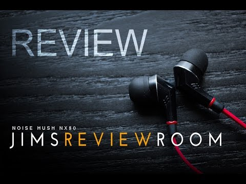 Best Earphones on a BUDGET - $11 Noise Hush NX80 Review