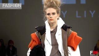 MIALIYA By LIYA HMARA Fall Winter 2017-18 Ukrainian Fashion Week - Fashion Channel