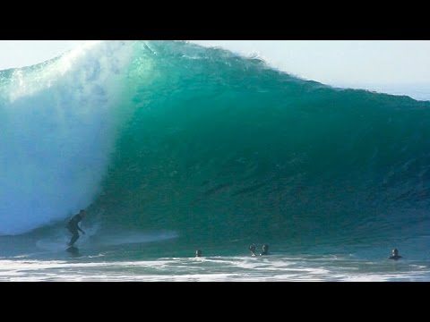 The Wedge | September 24th | 2016 (RAW FOOTAGE)