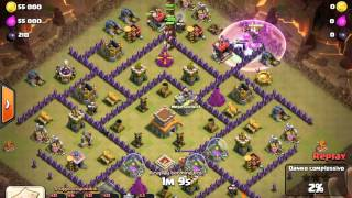 Come attaccare in war con domatori di cinghiali clash of clans