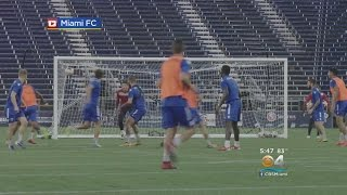 Miami FC Owner Riccardo Silva Helping Grow Professional Soccer In South Florida