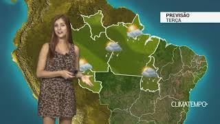 Previsão Norte - Nuvens carregadas na região