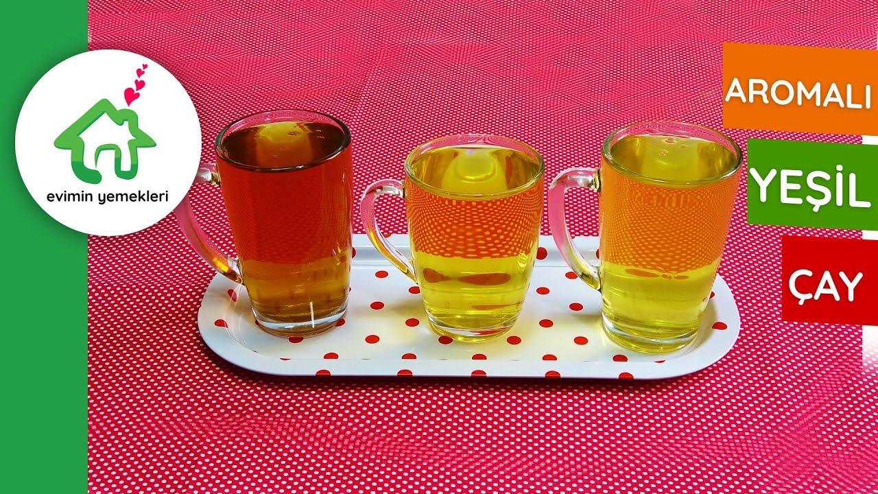 Yeşil Çay Yemeklerde Nasıl Kullanılır