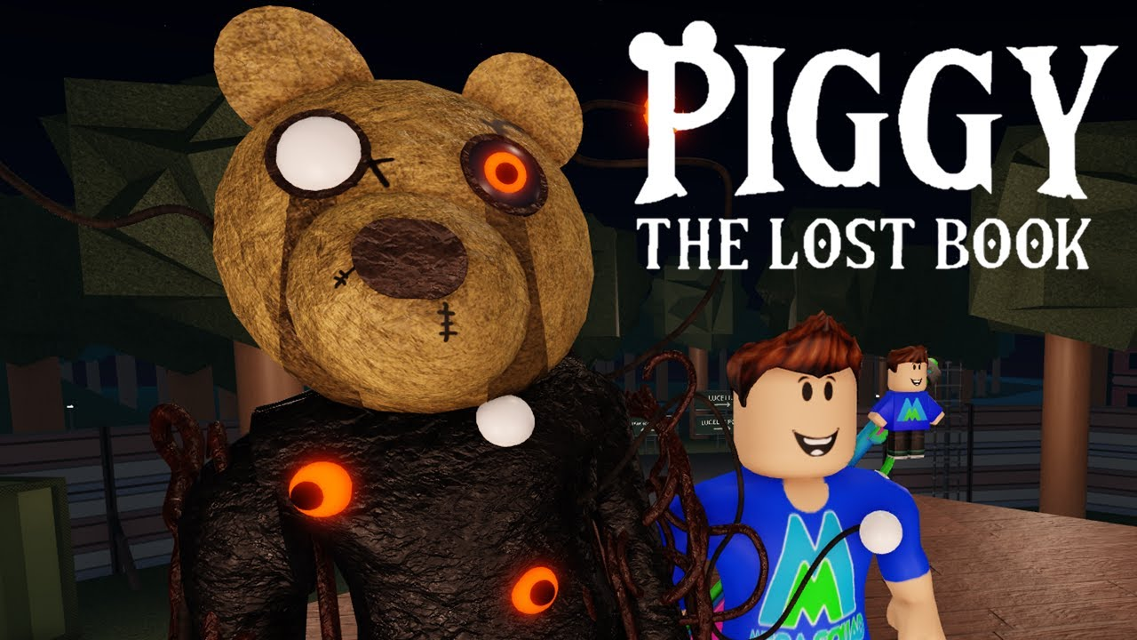 NEW Roblox Piggy The Lost Book - How to make Cutscenes plus new Chapter, Roleplay, Skins and more!