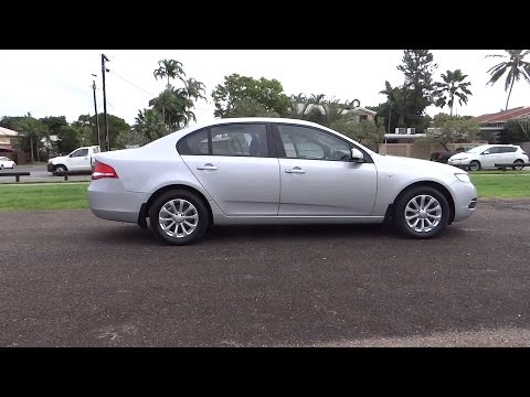 2012 FORD FALCON Cairns, Townsville, Mount Isa, Port Douglas, Atherton, QLD 31504